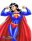SuperWoman on 'roids